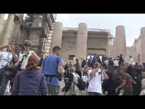 Greece: ATHENS (hd)