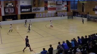 U13(2005) 1. FSV Mainz 05 - Eintracht Frankfurt 5:1; Halbfinale Vereins-Service-Cup Munderkingen2018
