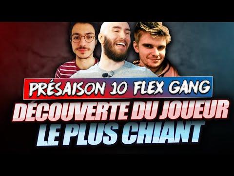 Vidéo d'Alderiate : [FR] ALDERIATE & LE FLEX GANG - PRÉSAISON 10 - GAREN VS POPPY - LA PREMIÈRE VOD DE 2020
