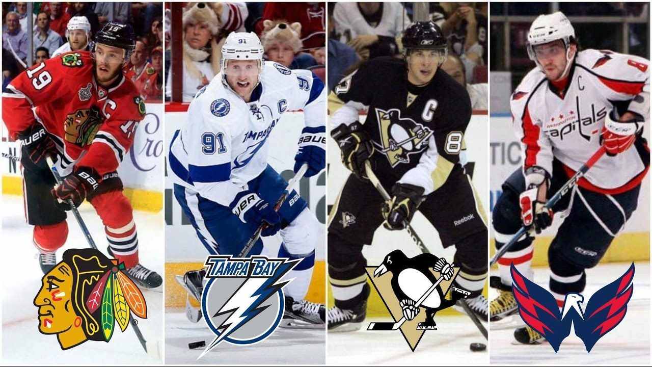 nhl teams playing the most this week