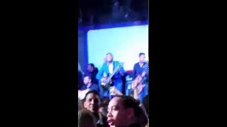 Anthony Santos Concert - Feb 14, 2016 - Centro - Lawrence, MA