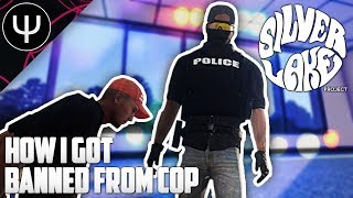 ARMA 3 Project Silverlake Life Mod  How I Got BANNED From Cop