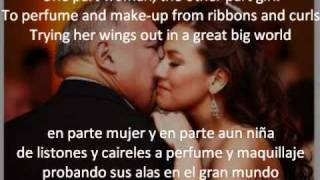 Butterfly kisses - Bob Carlisle (with lyrics in English and Spanish/Español)