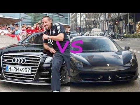 Javi martinez cars vs Jerome boateng cars (2018)