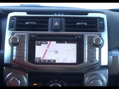 wiring diagram for toyota 4runner stereo bathroom fan heater 2014-2018 factory entune gps navigation radio upgrade - easy plug & play install ...