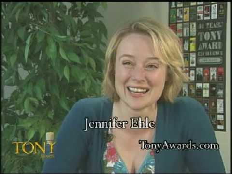 Jennifer Ehle - Tony Award Memory