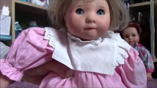 Huge Flea Market Doll Haul - Götz and Käthe Kruse dolls