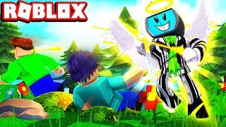 élément Angel Gameplay et vitrine Roblox Elemental Battlegrounds