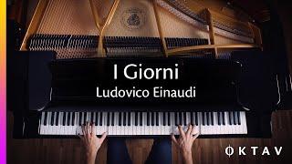 Ludovico Einaudi - I Giorni (Piano Solo)