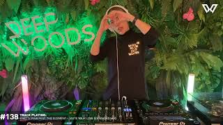 Pretty Pink Deep W๐ods #138 Livesession