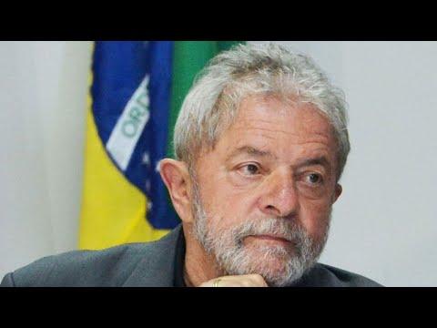 Brazil's ex-president will turn himself in