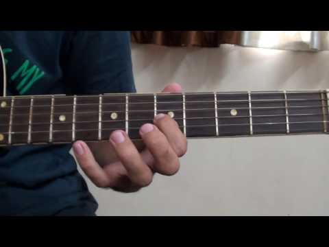 HOW TO PLAY - HAPPY BIRTHDAY SONG ON ACOUSTIC GUITAR  - LEARN GUITAR TABS