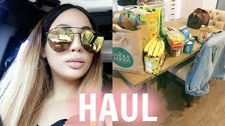 Setting Goals in Life + Grocery Haul