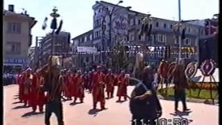 TUFAG 1998  YALOVA KURTULUŞ  KORTEJ  2
