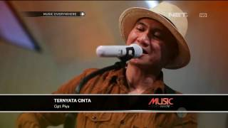 Anji - Ternyata Cinta (Live at Music Everywhere) **