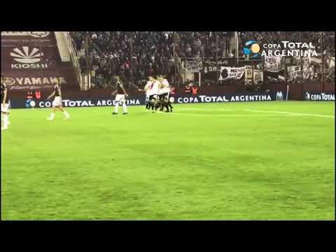 Los goles de River 2 - Platense 0