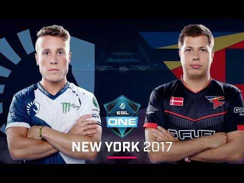 FaZe vs. Team Liquid [Inferno] Map 1 - Final - ESL One NY