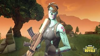 3D Fortnite GHOUL TROOPER (Speed Art) FREE DOWNLOAD!