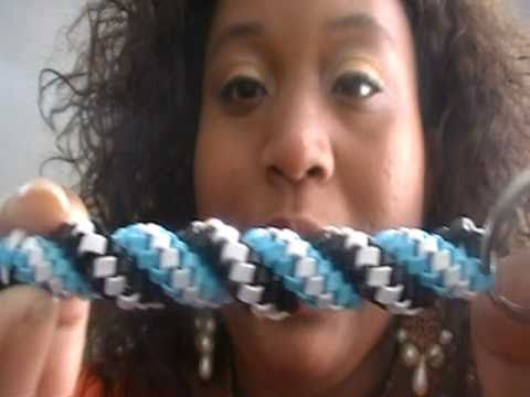 How To Do The Twist Stitch Youtube