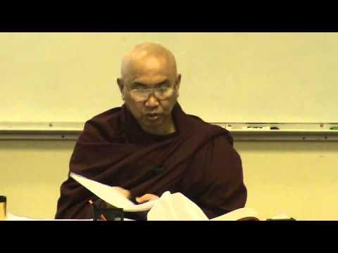 Jan 24, 2009 Visuddhimagga by Venerable Sayadaw U Jotalankara at TDS Dhamma Class