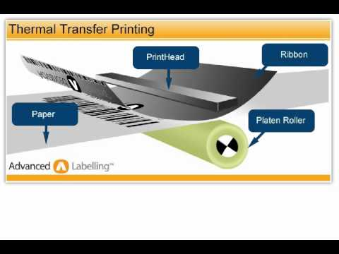 Difference between Direct Thermal and Thermal Transfer printing