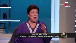 إحدى المتصلات لـ عمرو اديب: الشبشب أبو صباع واحد من أهم أسلحة الأمهات فى البيت
