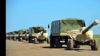 Азербайджан стягивает Военные силы к Нагорному Карабаху