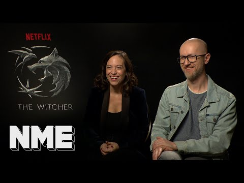 The Witcher | producers Lauren Schmidt Hissrich and Tomek Bagiński on casting Henry Cavill