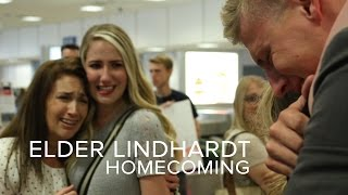 Missionary Homecoming: Elder Lindhardt