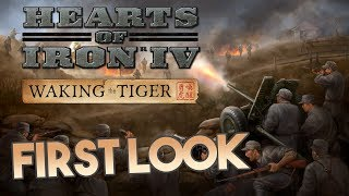 Video HOI4: Waking the Tiger - First Look Stream download MP3, 3GP, MP4, WEBM, AVI, FLV November 2017