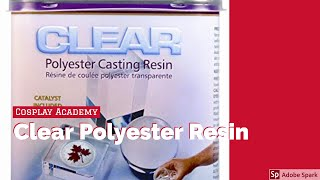 Cosplay Academy - Episode 06 - Clear Polyester Resin Casting