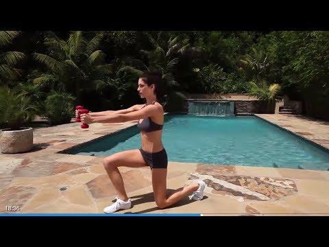 Strength Training for Women - Dumbbell Exercises - Dumbbell Workout for Beginners