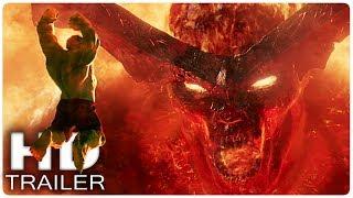 THOR 3 Ragnarok Trailer 2 German Deutsch (Marvel 2017)