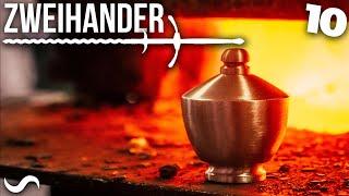 MAKING A ZWEIHANDER SWORD!!! Part 10