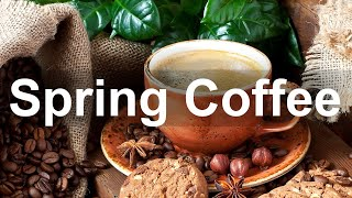 Spring Coffee Jazz - Cozy Jazz Piano and Saxophone Music to Relax
