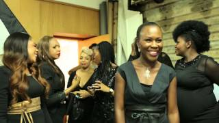 Makeup In Nigeria Conference- Behind the Scene