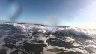 Gran Canaria, heiden Spass am Strand von Maspalomas Gopro HD