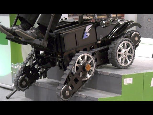 Treppen Elektro Rollstuhl Stufen Neu Youtube