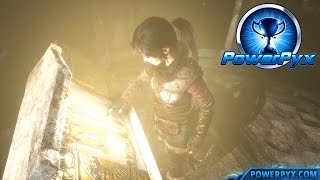 Rise of the Tomb Raider - All Challenge Tombs - Walkthrough & Locations (Tomb Raider Trophy Guide)