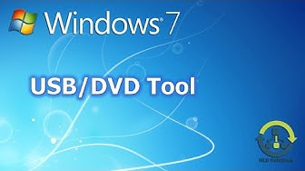 How to create Windows 7 Bootable USB Flash Drive