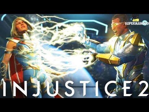 "I Can't Believe That Just Happened... Black Lighting Online - Injustice 2 ""Black Lightning"" Gameplay"
