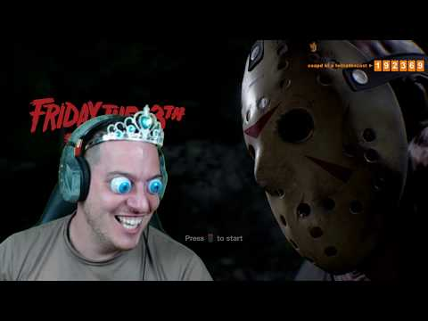 Friday The 13th : The Game   Gameplay   HUN