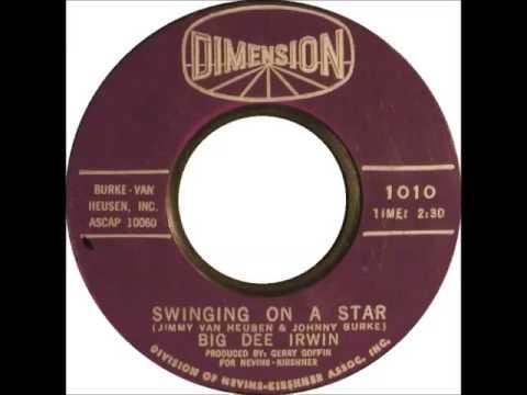 lyrics swinging on a star