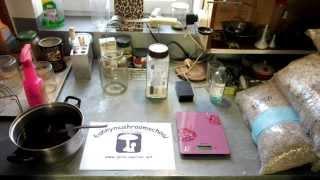 Вешенка, Как приготовить среду агар, Урок главный!(Хронология видео от школы грибоводства ФаниМашрумСкул