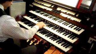 Organ Postlude in C-minor - Improvisation