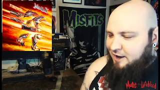 Music the Lifeblood - Vinyl Thursday - Judas Priest - Firepower Album Review and Opening