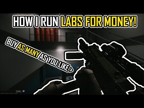 Download Escape From Tarkov Running Labs For Easy Money MP3