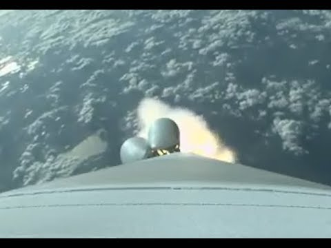 Atlas V GOES-S Rocket Cam