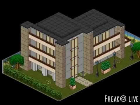 Habbo room review 2 for Casa moderna haddoz