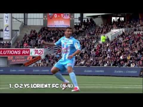 Adrian Mutu • All Goals 2012/2013 AC Ajaccio